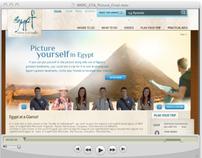 Egypt Tourism - Digital launch campaign