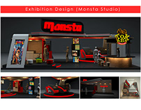 Exhibition Design (Monsta Studio Sdn Bhd)