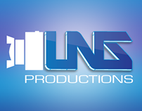 UNS Productions Logo design
