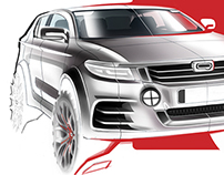 QOROS SUV PROJECT