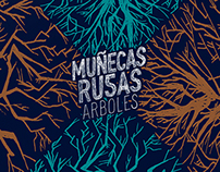 Muñecas Ru5as- Arboles - CD Ep. Digipack