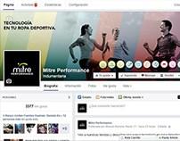 Mitre Performance - Contenido de Facebook