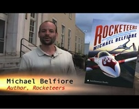 Rocketeers Book Promo in FCP and After Effects