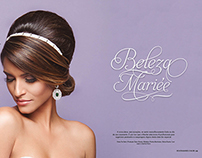 Revista Mariée - Beleza