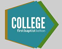 Identity // College Ministry Logo