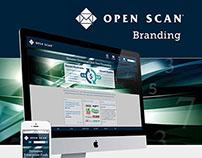 Open Scan - Branding