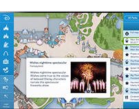 The Disney Parks Smart TV App