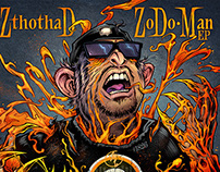 Zodo Man CD Cover