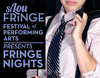 2014 Fringe Nights Posters