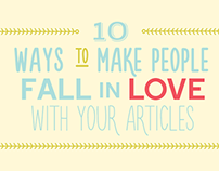 10 Ways | Text Graphic