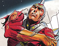 ADAM STRANGE Graphic Novel