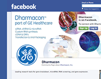 Cover Images for GE Healthcare Dharmacon FB and Twitter