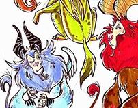 Pile O' Creatures
