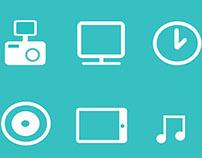 50 icon designs