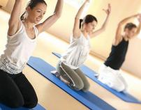 Pilates Trainer - Becky Training