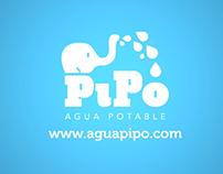 Pipas de agua Pipo. Videocontenido mayo 2014.