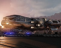 Star Citizen: Freelancer Commercial (metricminds/CIG)