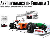 F1 Physics Infographic