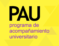 Website PAU - UPC