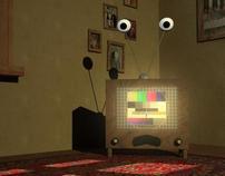 A Máquina da Realidade (3D) - Maya