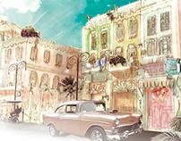 Restyling :: Convirtiendo Buenos Aires en La Habana