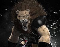 Lion Gado