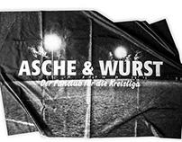 Asche und Wurst