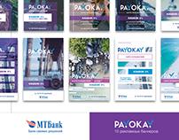 Banners/ MTB Bank. PayOkay