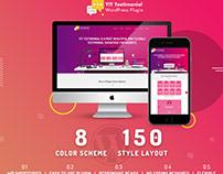 YIT Testimonial Showcase WordPress Plugin