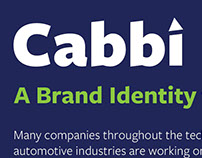 Cabbi Branding Project