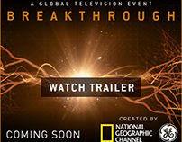 NatGeo Breakthrough Banner Ads