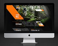 Redesign do site da RapaNui