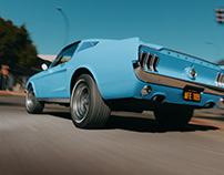 Sky Blue GT