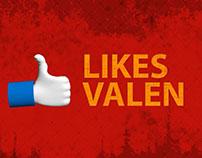 Tus Likes valen - RGBAnimations
