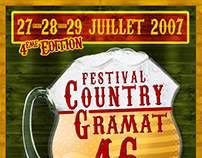 Festival Country de Gramat 2007