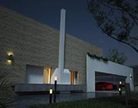 Mr. Qaiser Bhatti House, at Koral, Islamabad.