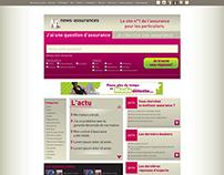News Assurance website