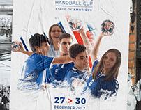FEIRA HANDBALL CUP Identity