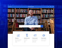 StudyHub website