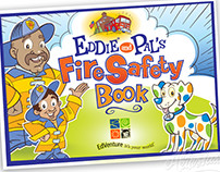 EdVenture Children's Museum Fire Safety Activity Book