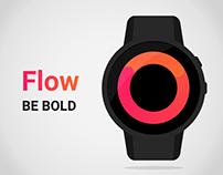 Flow Watch Face