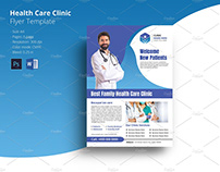 Health Care Clinic Flyer