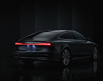 Audi A7: A 292 lightbulb moment