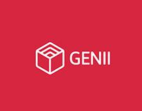 Genii - Branding
