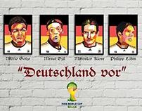 FIFA World Cup 2014 | The German Strike