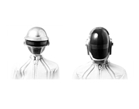 Daft Punk - Graphical Tribiute