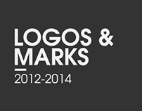 Logos & marks / Collection 2012-2014