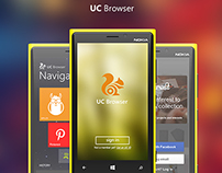 UC Browser for WP redesign