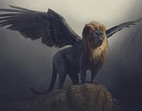panther king