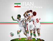 Iran - Honor of Persia